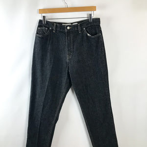 Faded Glory Womens Black Classic Fit Jeans